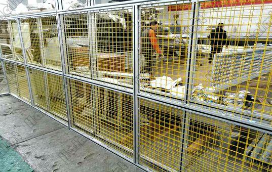 工业防护围栏