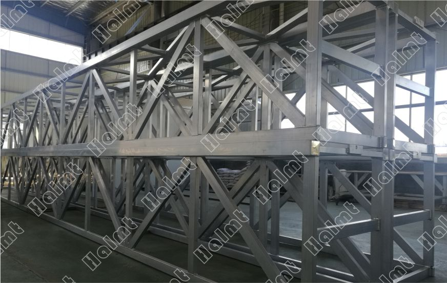 铝结构和钢结构