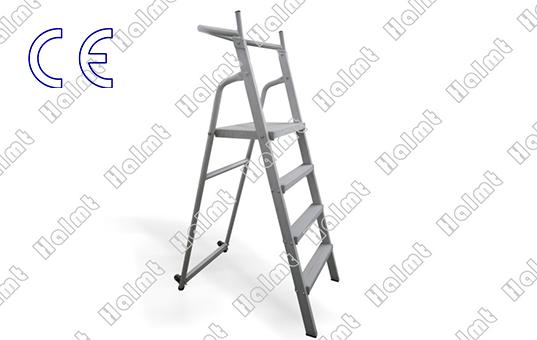 工业级万博手机登录网页版折叠梯